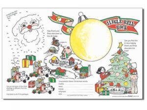 Jingle Bell Rock Placemat