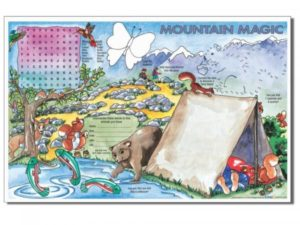 Mountain Magic Placemat